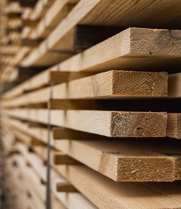 Bois pour charpente et structure en Corrèze